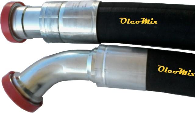 Tubo-R15-Flangia-SAE6000